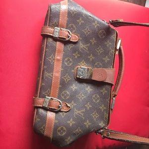 1970 Louis Vuitton vintage Doctor bag